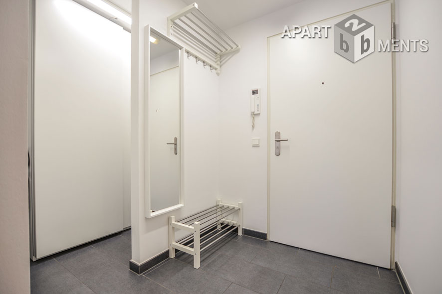 Möbliertes Apartment in bester Rheinlage in der Rheinloge in Bonn-Zentrum