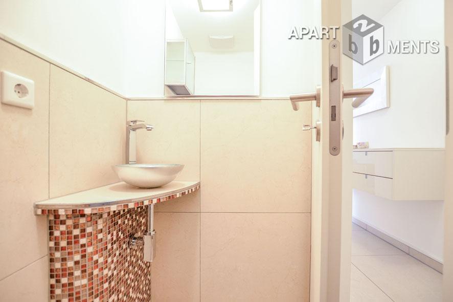 Geräumige Maisonette-Wohnung mit hochwertiger Einbauküche in Bonn-Beuel-Mitte