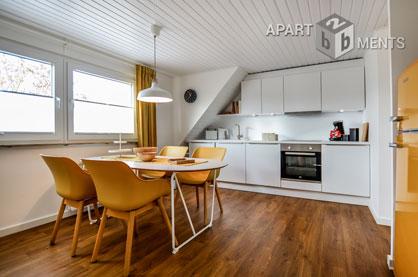 Modern und hochwertig möblierte Wohnung in Bonn-Beuel Vilich