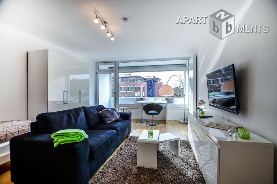 Modern und hochwertig möbliertes Apartment in Bonn-Limperich
