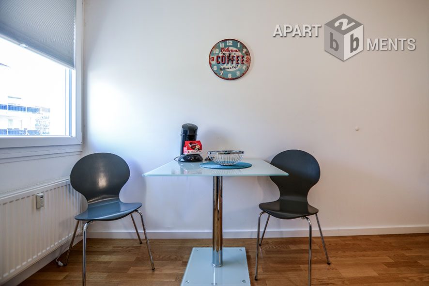 Modern und hochwertig möbliertes Apartment in Bonn-Schwarzrheindorf/Vilich-Rheindorf