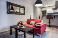 Furnished apartment in the