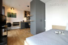Modern and furnished flat with terrace in Bonn-Hochkreuz