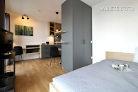 Modern and furnished flat with terrace in Bonn-Hochkreuz