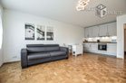 Furnished apartment with view of Drachenfels and Rhine Valley in Bonn-Muffendorf